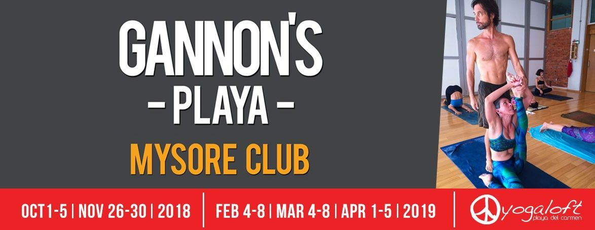 Gannon's Playa Mysore Club