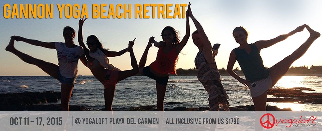 Gannon Yoga Beach Retreat