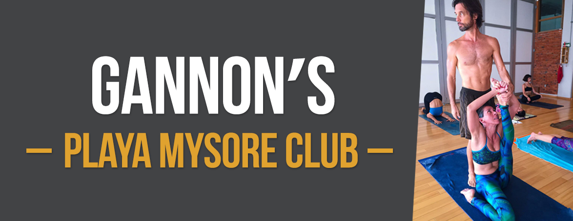Gannon´s Playa Mysore Club dates for 2021